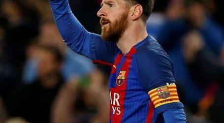 Barça op titelkoers dankzij kunststukje Messi tegen Atlético