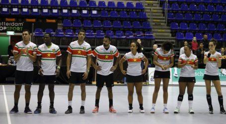 Suriname naar WK Korfbal