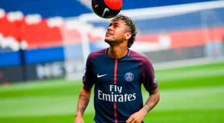 """Neymar: """"trots op ieders inspanning"""""""