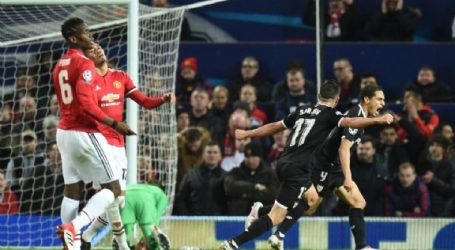 Gouden wissel helpt Sevilla langs Manchester United