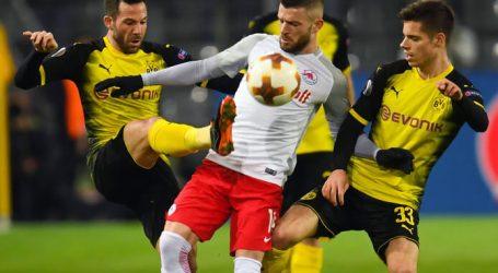 Dortmund thuis pijnlijk onderuit tegen Salzburg