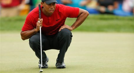 Tiger Woods grijpt naast toernooizege in Palm Harbor