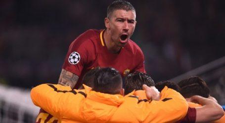 AS Roma verslaat Shakhtar Donetsk en is kwartfinalist