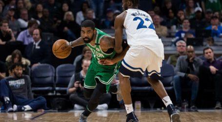 Boston Celtics onder leiding van Kyrie Irving naar play-offs