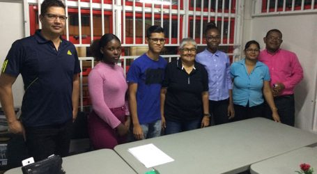 Nieuw bestuur Surinaamse Tafeltennisbond