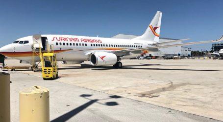Nieuwe SLM Boeing 737 -700 gearriveerd
