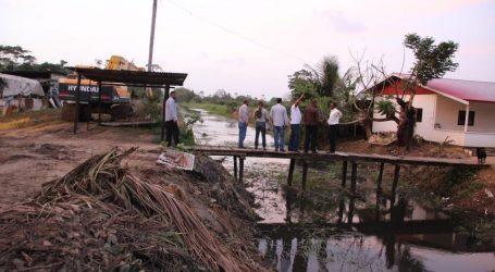 Ontwateringswerkzaamheden in volle gang; minister LVV pleit voor opzetten waterschappen