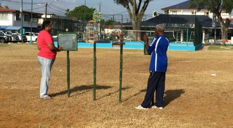 Stichting Zangvogels Nickerie houdt warming -up zangvogel toernooi