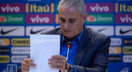Brazilië komt al met definitieve WK-selectie