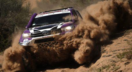 Dakar Rally volgend jaar alleen door Peru