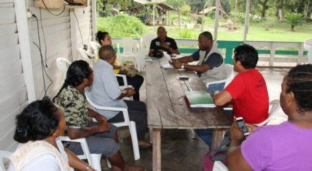 Kennismaking DDOI met gemeenschappen Wayambo-gebied
