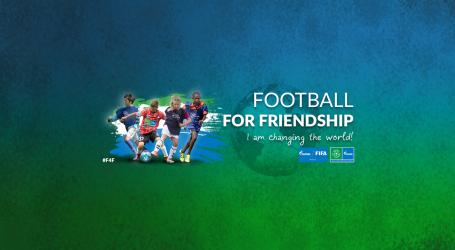 Suriname naar 'Football For Friendship' in Moskou