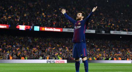 Messi schrijft geschiedenis met winst vijfde Gouden Schoen