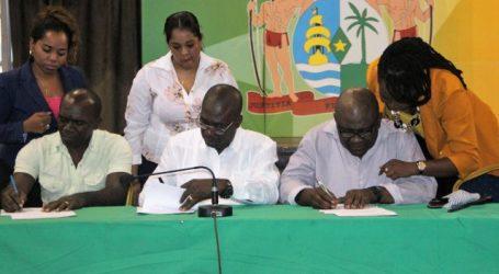 Traditioneel gezag Matawai en actiegroep bereiken overeenstemming