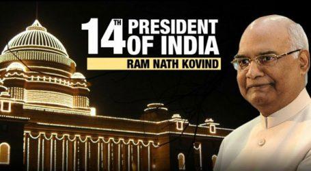 Indiase president voor het eerst op bezoek in Suriname