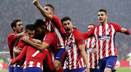 Efficiënt Atlético heeft geen medelijden met Marseille en wint de Europa League