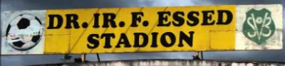 Bouw nieuwe tribune en renovatie Franklin Essed stadion