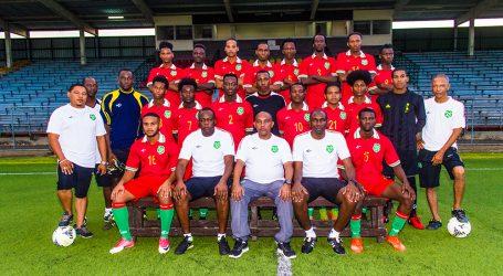 Suriname speelt Nations League