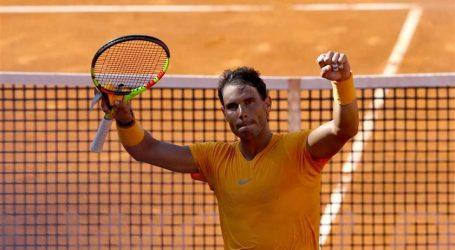 Nadal met titel in Rome terug op nummer 1