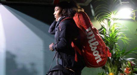Serena Williams verschijnt volgens coach in topvorm op Roland Garros