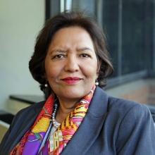 Country Director for Caribbean countries Wereldbank op bezoek bij minister Hoefdraad