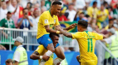 Neymar leidt Brazilië tegen Mexico naar plek in kwartfinales WK
