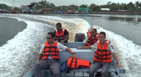 KPS krijgt nieuwe politieboot van Staatsolie