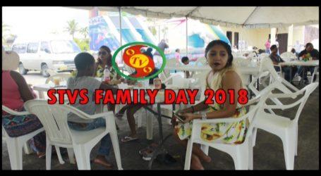 STVS sluit WK periode af met family day