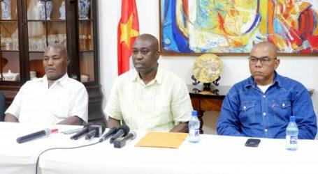 Albert Aboikoni wordt toch beëdigd tot Granman