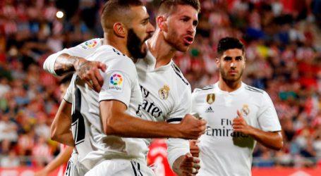 Real Madrid maakt opgelopen schade goed in Girona