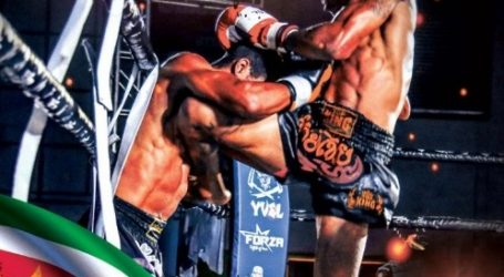 Suriname gastland voor Pan-American Muay Thai Championships 2018
