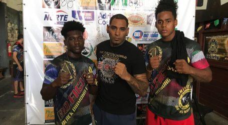 Thaiboksers Suriname ready voor overwinning in Brazilie