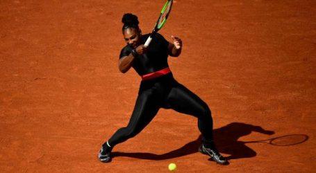 Williams vindt verbod op 'catsuit' op Roland Garros geen grote zaak