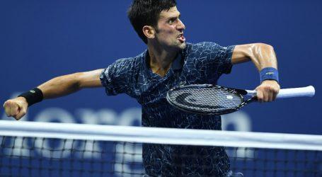 US Open: Djokovic naar laatste vier in New York