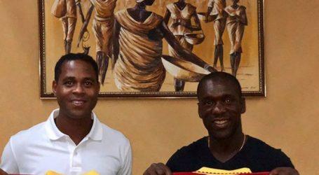Seedorf en Kluivert debuteren bij Kameroen met gelijkspel tegen Comoren
