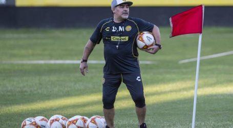 Maradona ziet baan in Mexico als nieuwe start na jarenlange 'ziekte'