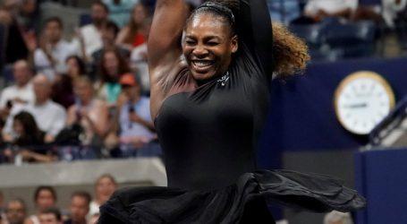 US Open: Halve finale voor Serena Williams