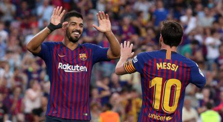 Suárez: Messi blijft beste ooit, ook zonder nominatie