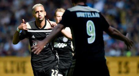 Ajax rekent door flitsende start kinderlijk eenvoudig af met Vitesse