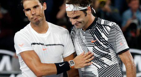Djokovic, Federer en Nadal al tien jaar samen aan de top