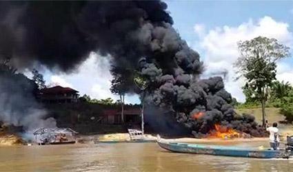 Suriname en Frankrijk doen onderzoek naar incident Marowijnerivier