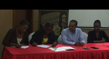 Negende Brokopondo Beurzenprogramma ondertekend door Rosebel Gold Mines