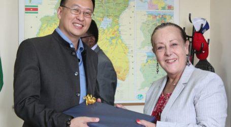Minister Tsang ontvangt Ambassadeur van Mexico