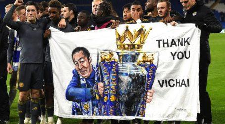 Leicester City draagt zaterdag speciaal herdenkingstenu