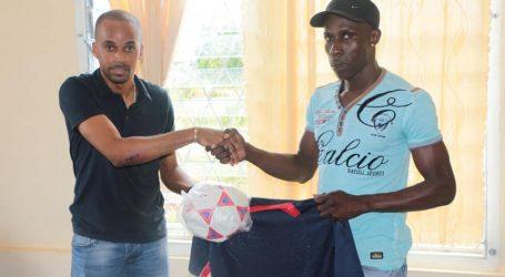 Delegatie ministerie sport-en jeugdzaken brengt vervolgbezoek aan Coronie en Nickerie