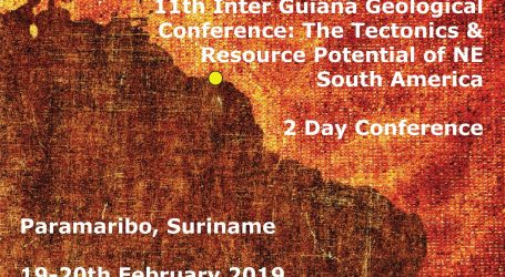11e Inter Guiana Geological Conference in Paramaribo