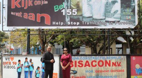Juspol lanceert bewustwordingscampagne mensenhandel