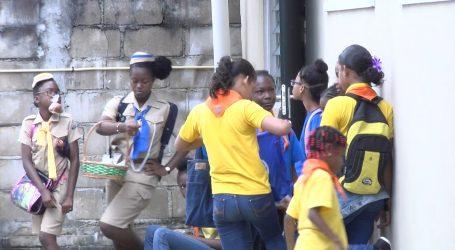 Gidsen Padvinderij in Suriname