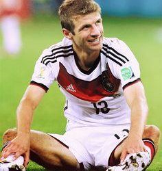 Thomas Müller is niet meer nodig voor de Duitse nationale ploeg