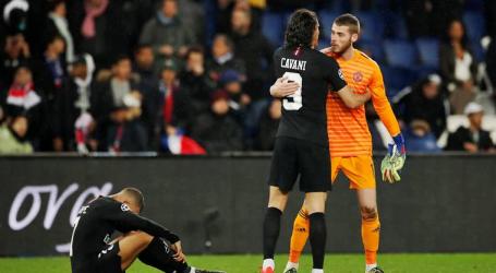 Paris Saint-Germain is uitgeschakeld in de 8ste finales van de Champions League